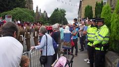 Duke of Lancasters Regiment (mrrobertwade (wadey)) Tags: smart mayor granville salute lancashire soldiers morris rossendale rbc milltown haslingden wadey robertwade wadeyphotos mrrobertwade