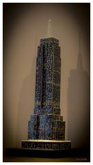 DSC_0025 (Fotografie Wim Van Mele) Tags: puzzel puzzle empire state building