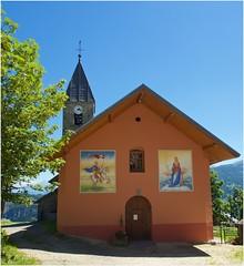 Église Saint-Alban à Albanne