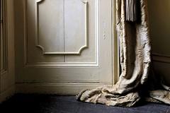 faded curtain (sweetgrass31) Tags: drape curtain fabric