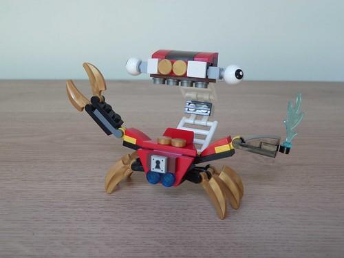 Lego Mixels Series 8 Hydro Lewt Mix Or Murp Instructions Lego 41565