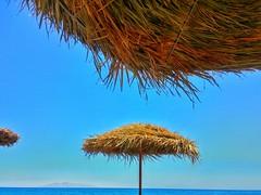Kamari beach (#EFY) Tags: greece santorini santorin grèce lg g3 lgg3