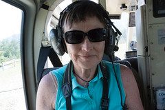4G8A2002 (mark_mark) Tags: activities glaciernp helitouring helicopter joann montana neary people places things