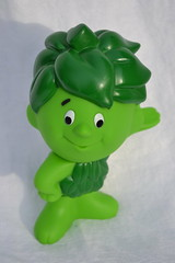 Little Green Sprout (mjlbb) Tags: advertising character green giant little sprout