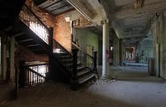 IMG_7765 (mookie427) Tags: urban explore exploration ue derelict abandoned hospital tuberculosis sanatorium upstate ny mental developmental center psychiatric home usa urbex