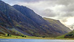 Loch Achtriochtan (MC Snapper78) Tags: scotland nikond3300 glencoe hills mountains highlands lochachtriochtan scenery landscape marilynconnor