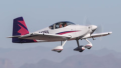 Van's RV-7A N747RV (ChrisK48) Tags: 2015 aircraft airplane dvt kdvt n747rv phoenixaz phoenixdeervalleyairport vansrv7a