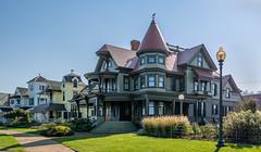 Ocean Park, Oak Bluffs, Martha's Vineyard (Bob Radlinski) Tags: marthasvineyard massachusetts oakbluffs oceanavenue oceanpark usa travel