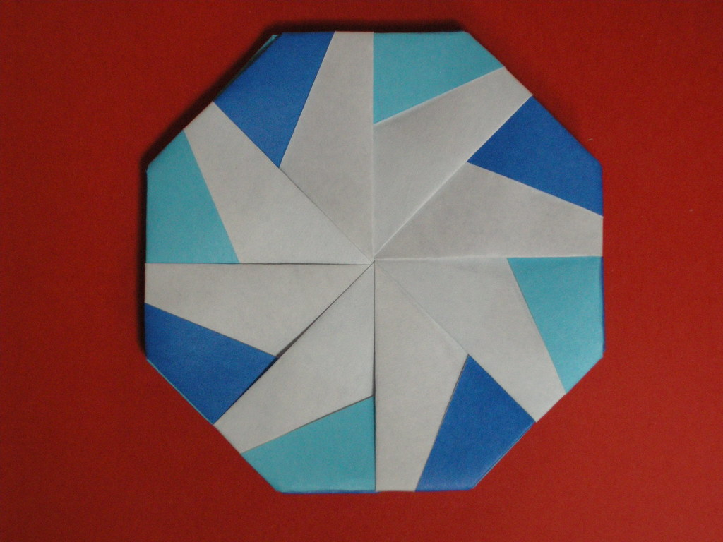 The worlds most recently posted photos of modular and mlisande fish base octagonal coaster reverse mlisande tags mlisande origami modular jeuxipadfo Image collections