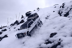 Ford F-350 6 door 6wd 38 (My Scale Passion) Tags: ford f350 meng monogram losi micro mini crawler scale rc modeling custom snow snowrun crawling climbing expedition northpole southpole truck double dual dually duallie 6door 10wd 10x10 125 124 miniz overland landcruiser build