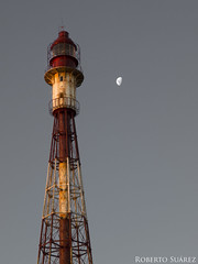 (Roberto Suarez DLG) Tags: faro lighthouse montehermoso recalada