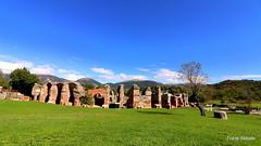 Area Archeologica di Amiternum - L'Aquila (Frank Abbate) Tags: amiternum anfiteatro rovine laquila abruzzo romane italia italy italien canon eos 80d green ruin ruins roman