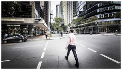 Brisbane street photography (JakaPH Photography) Tags: street urban city brisbane queensland australia people day daylight wideangle living