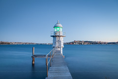 Bradleys Head Light (michael_davies) Tags: sydneyharbour bradleyshead twtme