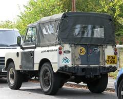 RDA 793L (2) (Nivek.Old.Gold) Tags: 1972 land rover 88 series 3 softtop 2286cc