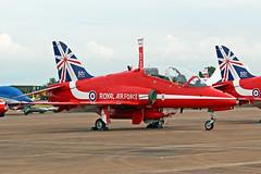 Royal Air Force British Aerospace Hawk XX323 (Sam Pedley) Tags: hawk raf xx323 redarrows riat royalairforce royalinternationalairtattoo hawkt1 bae hawkersiddeley ffd raffairford rafat airshow