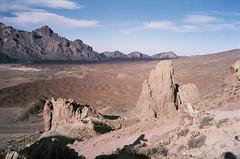 (onehundrett.com) Tags: mountain mountains nature landscape volcano islands spain desert wide tenerife canary rough volcanic canaries teneriffa