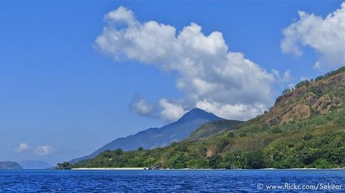 Pulau Pantar Island, NTT Indonesia