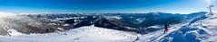 Carpathian Landscape (Wolfhowl) Tags: trip trees winter mountain snow ski landscape january ukraine skiresort carpathians 2015 україна dragobrat карпати carpathianmontains svydovets svydovetskyridge