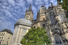 "Aachen Cathedral • <a style=""font-size:0.8em;"" href=""http://www.flickr.com/photos/45090765@N05/15706857317/"" target=""_blank"">View on Flickr</a>"