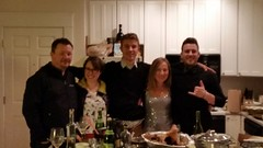The whole family (Igor_R) Tags: thanksgiving family oscar patryk igor beata kasia