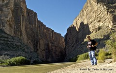 Santa Elena Canyon (carlosmtz) Tags: park santa big bend trail national elena