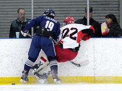 DSC_8264 (K.M. Klemencic) Tags: school ohio ice hockey kent high roosevelt ksu hudson rough explorers riders