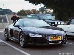 Audi R8 (Yohai_Rodin) Tags: classic cars car club israel 5 five tel aviv tlv אביב תל מכונית מועדון מכוניות קלאסית קלאסיות החמש