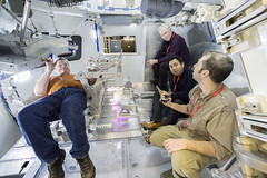Lots of room in an Orion Crew Module