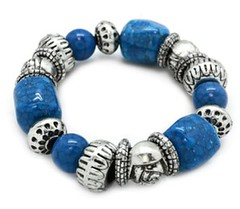 Glimpse of Malibu Blue Bracelet P9511-4