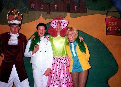 1988 Cinderella 16