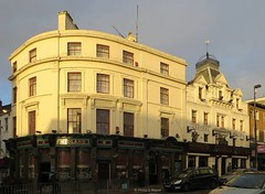 The Midland and Central Hotels, Ranelagh Street, Liverpool 1. (philipgmayer - Thanks for a lot of views.) Tags: liverpool pub listed centralhotel ranelaghstreet midllandhotel