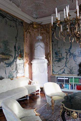 Chinesisches Zimmer Schloss Leopoldskron Salzburg
