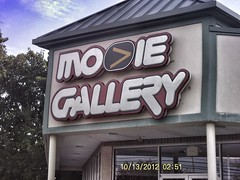 Movie Gallery Vermilion, Ohio (Nicholas Eckhart) Tags: ohio usa abandoned retail america dead us closed oh stores vermilion 2012 videostore moviegallery