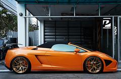 Lamborghini Gallardo LP560 ADV7 M.V2 CS Series (ADV1WHEELS) Tags: street track wheels deep rims luxury spec forged concave stance oem 3piece 1piece adv1 forgedwheels deepconcave advone advancedone