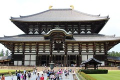 Todai-ji Temple (vazha10) Tags: japan temple nara 600d