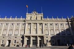 Royal Palace of Madrid (Mikhail Zhidko) Tags: madrid vacation tourism de real spain nikon europe w capital royal palace palais nikkor palacio   paac madryt hiszpania krlewski      d5100 madrycie