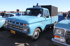 Ford F100 Police Wagon (jeremyg3030) Tags: cars ford wagon paddy police f100 f series van divvy fseries