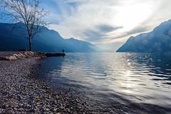 (Adriano Furlanetto) Tags: italy lake del landscape garda riva