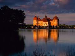 787681528732788 (alleyntegtmeyer7832) Tags: lake castle germany europe saxony baroque sachen moritzburg