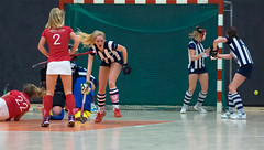 P1312790 (roel.ubels) Tags: hockey amsterdam sport lk zuid jeugd landelijke 2015 topsport zaalhockey jeugdkampioenschappen sporthallen