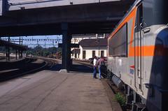 R8418.   BB22309 at  Basel (Ble). (Ron Fisher) Tags: switzerland transport bobo eisenbahn rail railway basel publictransport sncf baselsbb ble bb22200 frenchrailways baselsncf