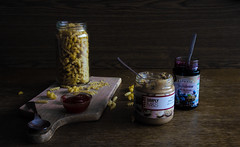 Bon Appetit!  /by Creon (CresoArt) Tags: desktop bon light food table photography photo nikon flickr hole desk sauce pussy competition spoon pasta jar nikkor dslr 18105 tablespoon appetit 500px d5100