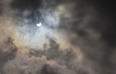 Partial solar eclipse (edma23) Tags: sky clouds eclipse malta partial solareclipse ndfilter 10stop bigstopper