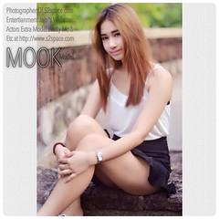 รูปนี้ดูเซอร์ๆนะ... น้องมุก... ^_^ --- Model : Mook (มุก) Photographer Of S2space.com  Entertianment Job