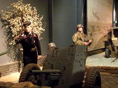 Duxford 30th January 2015 (routemaster2217) Tags: army duxford imperialwarmuseum iwm landwarfare