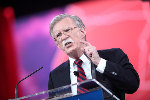From flickr.com: John Bolton {MID-271139}