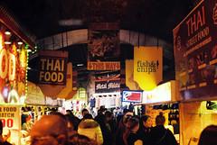 Pick your FOOD STALL - Camden Lock Market (Filipa Paixo) Tags: food london film 35mm town market kodak lock camden ishootfilm analogue camdentown canont70 camdenlock ldn analogico ilovefilm filmisnotdead lockmarket