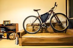 Surly Karatemonkey (noz.) Tags: bike japan tokyo singlespeed surly jpn tokio byke karatemonkey surlykaratemonkey