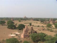 The Plains of Bagan
